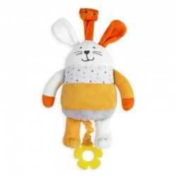Peluche musicale Lapin...