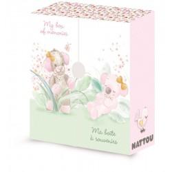 Boîte à trésors Iris et Lali