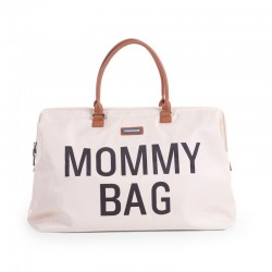 MOMMY BAG LARGE BLANC CASSE