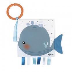 Livre d'éveil Le baleineau...