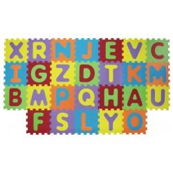 Mousse dalles basic lettres