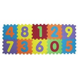 Mousse dalles basic chiffres