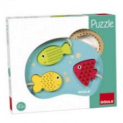 Mon premier puzzle mer goula