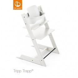 Chaise haute TRIPP TRAPP blanc