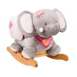 Bascule Adèle éléphant