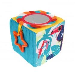 Cube d'Éveil tissu