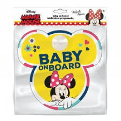 BABY ON BOARD MINNIE
