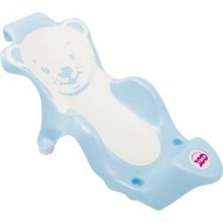 Transat de bain Buddy bleu...