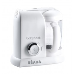 Babycook SOLO White/Silver