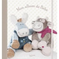 Album de bébé Paco & Lola