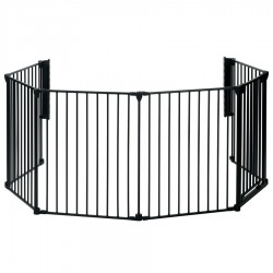 Barrière multifonction 6 pans
