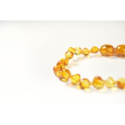 Bracelet Ambre - Honey